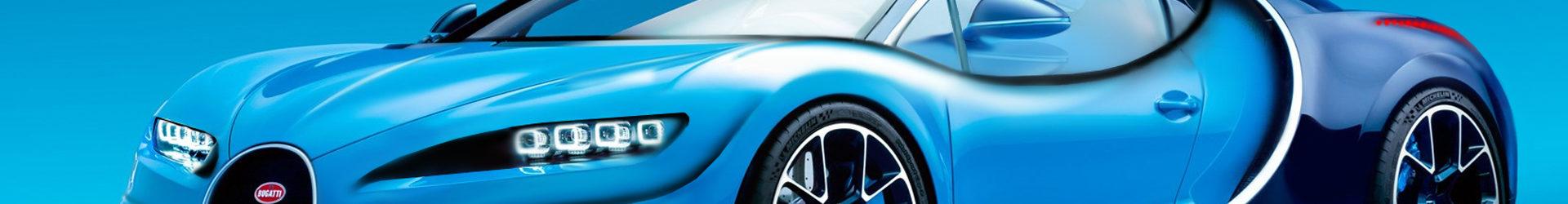 Video Restyling n.4  Bugatti Chiron